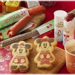 【ディズニー】クリスマス食べ歩きスイーツ&スナック!まとめ