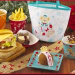 【ディズニー】クリスマス欲しいスーベニア付メニュー【ダッフィー】