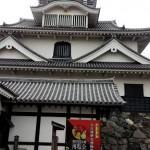 黒田(岡田)官兵衛をめぐる旅~長浜編6 歴史館(長浜城)~