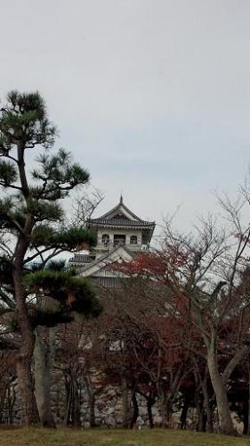 nagahamarekisikan3 281x500 黒田(岡田)官兵衛をめぐる旅~長浜編6 歴史館(長浜城)~