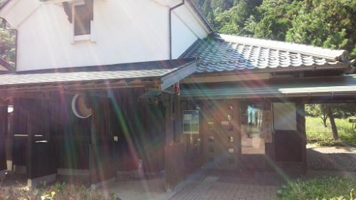 wakasakumakawajyuku2 500x281 近畿道の駅 若狭熊川宿~全国制覇を目指して~