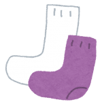cloth kutsushita 150x150 【冷えとり】急に破れた靴下たち 【 実践中】