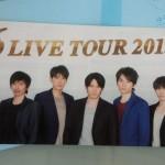 【青封筒】V6 LIVE TOUR 2015【写真メッセージ付】