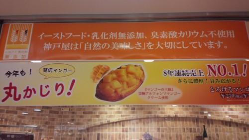 DSC 2805 500x281 【京都でパン食べ放題】サンドッグイン京都マルイ【安いコスパ良】