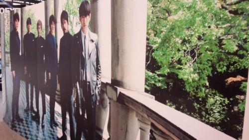 DSC 3181 500x281 【V6】渋谷のTSUTAYAにてTimeless衣装展示