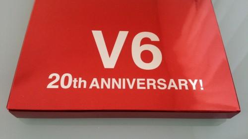 DSC 3476 500x281 V6 20周年記念品!ど派手なパスケースキター!【ありがとう】