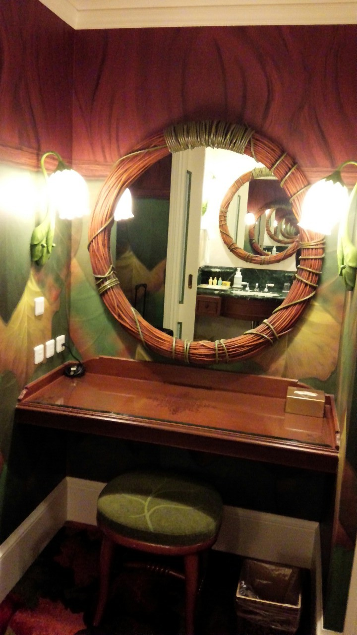 ディズニーランドホテル】ティンカーベルルームに宿泊しました!