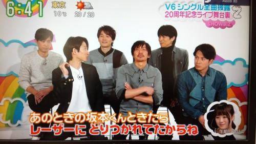 DSC 42321 500x281 【ZIP V6】坂本君がこだわったライブ演出に対してカミセンは?【動画あり】