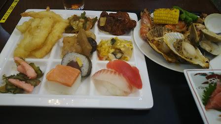 DSC 0638 湯快リゾート初体験!石川金波荘は部屋からの眺めも夕食もgood!