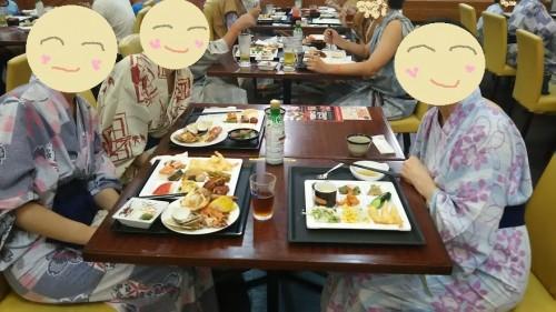 DSC 0641 500x281 湯快リゾート初体験!石川金波荘は部屋からの眺めも夕食もgood!