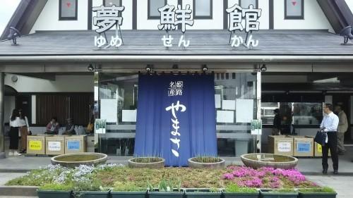 DSC 2091 500x281 ヤマサ蒲鉾工場見学&芝桜の小道見学【関西・兵庫・大人の工場見学】