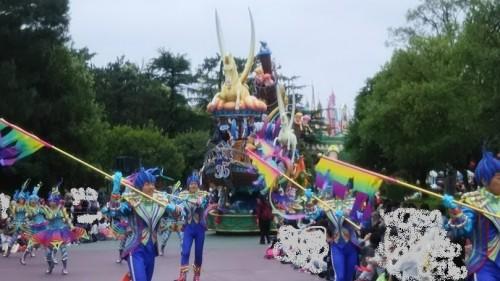 DSC 5446 500x281 35周年パレード【画像あり】ドリーミングアップとアラジンの謎(笑)