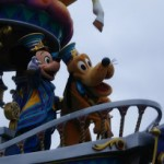 35周年パレード【画像あり】ドリーミングアップとアラジンの謎(笑)