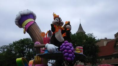 DSC 5475 35周年パレード【画像あり】ドリーミングアップとアラジンの謎(笑)