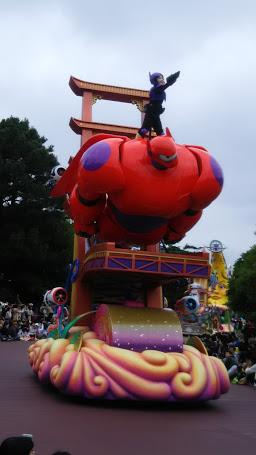 DSC 5481 35周年パレード【画像あり】ドリーミングアップとアラジンの謎(笑)