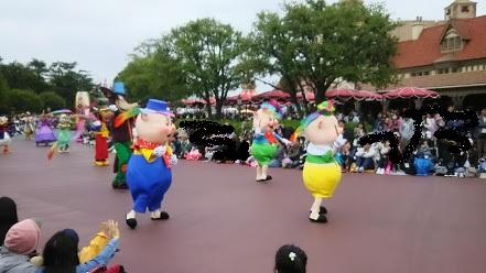 DSC 5487 35周年パレード【画像あり】ドリーミングアップとアラジンの謎(笑)