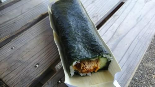 DSC 5994 500x281 マイスター工房八千代の巻き寿司「天船巻きずし」を食べました♪