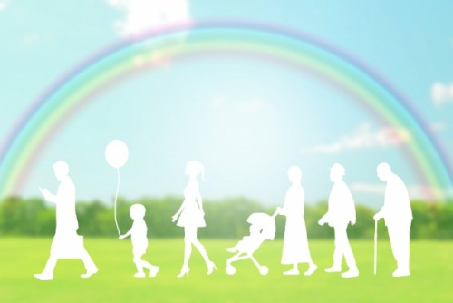 1 rainbow 500x334 アイドルの結婚と集客力