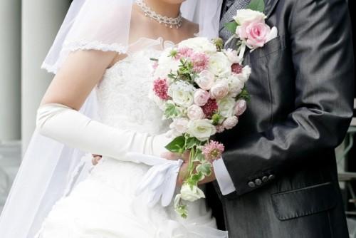 1 wedding 500x334 アイドルの結婚と集客力