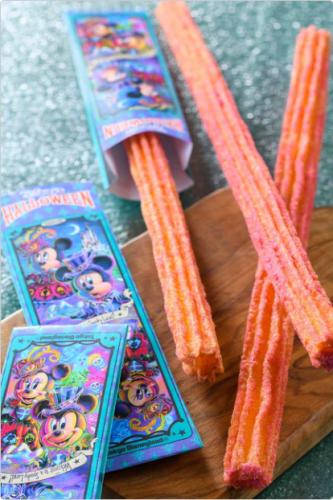 2018 ho 4 333x500 ディズニーハロウィン2018ランドの食べ歩き注目スナックはコレ!