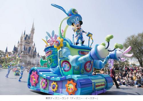 disney easter 500x354 ディズニー2019年のスケジュール発表で私的に気になること☆