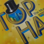 坂本昌行主演「TOP HAT」の感想と1・2階座席からの見え方♡