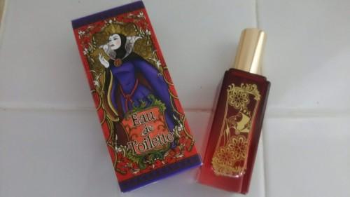 DSC 9224 500x281 ディズニーランドで香水を購入!ウィックドクイーンの魅惑の香り